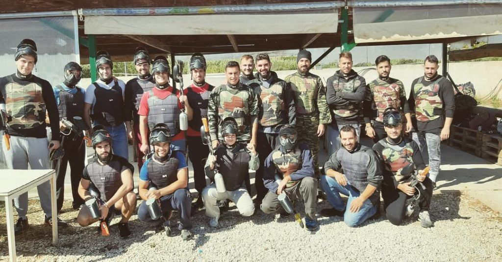PaintBall Sunday